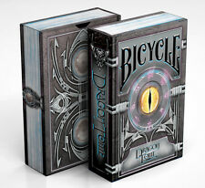 CARTE DA GIOCO BICYCLE DRAGON TOME,poker size