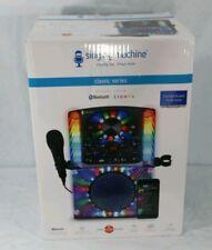Singing Machine Bluetooth CD+G Karaoke System SML625BTBK