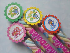 20 Team umizoomi marshmallow party favors, goodie bag fillers, candy buffet