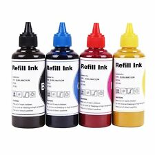 Sublimation Refill Ink for Ricoh 4x 100ml GC31 GC41 7100 SG 2100 2010L 3100 3110