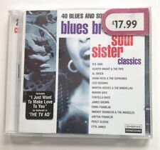 SUPERB DOUBLE ALBUM 40 TRACKS BLUES BROTHER SOUL SISTER 1999 DONT MISS IT 40HITS