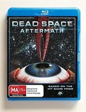 Dead Space - Aftermath (Blu-ray, 2011) Brand New (D117)