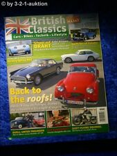 British Classics 3/13 Healey Sprite Swift Ten 4P Paladin Daimler SP 250 Triumph