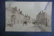 More details for real photo postcard west st. bourne lincolnshire