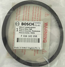 F016102358 Drive Belt - Cinghia BOSCH AMR 32 ASM 32 GENUINE bosch