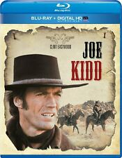 Joe Kidd (1972) Blu-Ray Disc + Digital HD Clint Eastwood Western Classic Film