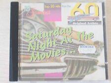 SATURDAY NIGHT AT THE MOVIES CD