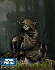 Yoda | Metal and Resin model kit  | Unpainted | km-017