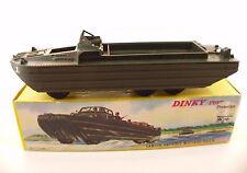 Dinky Toys F 825 Camion Amphibie militaire DUKW en boîte