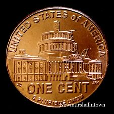 2009 P Lincoln Presidency Penny ~ Bicentennial Uncirculated Cent from Mint Roll