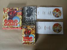Spielesammlung: Gold Games 2 inkl. LösungsBuch - *Top Zustand*