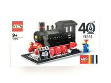 Lego System 40370 train 40eme Anniversaire 40 Year