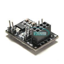 5PCS Socket Adapter Plate Board for 8 Pin NRF24L01+ Wireless Transceive Module