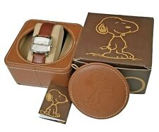 ⌚ New Fossil Limited Edition Collectible Snoopy Peanuts Watch LL2519 502/2000 ⌚
