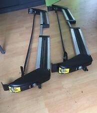 Universal Ski Dach Gepäckträger für Oldtimer Youngtimer mit Regenrinne