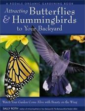 Attracting Hummingbirds and Butterflies to Your Backyard : Watch Your Garden Co