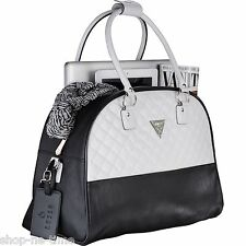 "Guess Silverton Dome 15"" Laptop / MacBook Pro / Tablet Travel Tote Bag - New"