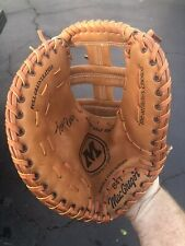 "Vintage MacGregor Tony Perez First Baseman's Glove B4T Full Leather 12"" Mint LHT"