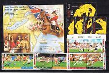 Guernsey Scott 566-575 Mint Nh (Catalog Value $22.25)