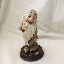 Disney Giuseppe Armani Sleepy Figurine Statue