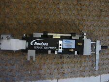 Nordson Sealant Cartridge Dispensing Metering Applicator Pump System JetStream