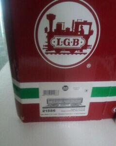 LGB 21586 Sanat Fe B unit, NIB