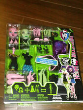 Monster High Dolls Create-A-Monster CAM Witch & Cat MIB