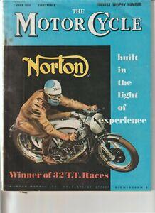 TT Motorcycle Races Special Issue 1956,Kavanagh wins Junior TT,Riding TT models