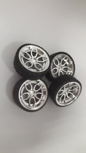 1:18 Scale PD3FORGED UNIVERSAL 20 INCH WHEELSET, NEW With color options!