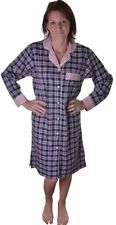 Cotton Check Nightdresses & Shirts for Women
