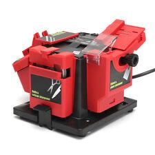 220-240V 96W Electric Grinder Multifunction Knife Sharpener Grinding Drill Tool