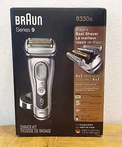 Braun Series 9 9330S Cordless Rechargeable Men's Electric Shaver Razor