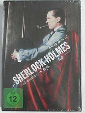 Sherlock Holmes TV Serie Jeremy Brett - 1. Staffel Abenteuer - England Detektiv