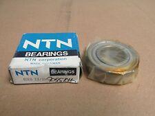 NIB NTN 6205ZZC3 BEARING DOUBLE METAL SHIELD 6205 ZZ C3 6205ZZ 25x52x15 mm