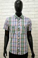 Camicia Uomo JACK & JONES VINTAGE Taglia M Maglia Camicia Shirt Man a Righe