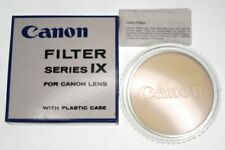 Canon Series IX Skylight Filter