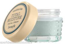 Benefit TOTAL MOISTURE Hydra Facial Cream 8.9g TRAVEL SIZE Moisturiser