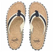 Gumbies Corker Flip-Flops - Men's - Black Size 12 NWT #107B