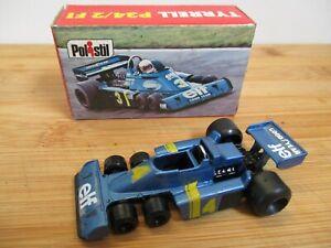 Polistil Diecast 1:55 Tyrrell P34/2 F1