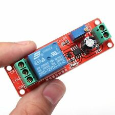 DC 12V Arduino Board Turn-on/off Delay Module Timer Switch NE555 Relay Shield
