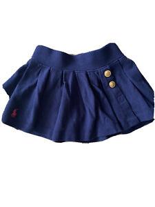 raulph lauren Baby Girl Skirt Size 12 Months