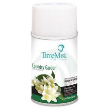 TimeMist Metered Fragrance Dispenser Refills Country Garden 6.6oz 12/Carton