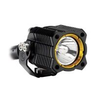 KC Hilites 1269 Flex Single CREE LED Light - Spread Beam - 10 Watts, No Harness