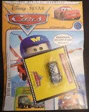 Disney Pixar CARS magazine settem 2013 #65 MINI BECKY WHEELIN retrocarica SEALED