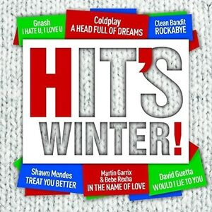 Various Artists - Hits Winter! 2016 / Various [New CD] Italy - Import