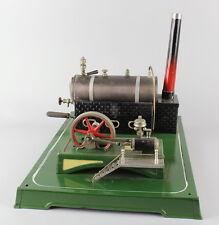 Doll et Cie German Steam Engine Large Plant with Catwalk Beauty! Fleischmann