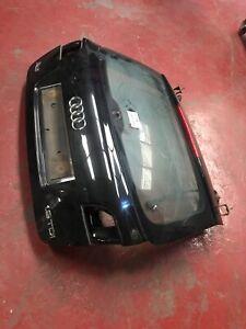 Audi A3 8p Rear boot lid LY9B Black 2008-2012 facelift 5 door model