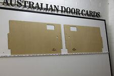 Australian Mini Clubman, 1275 GT Door Cards. Pair of Blank Trim Panels 1969–1980