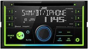 jvc car stereo double din