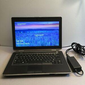 Windows 10 laptop core i5 8GB RAM 256GB SSD, New Battery, Dell Latitude E6430